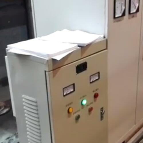 250KW自动化中频滚丝设备