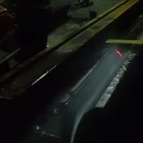 机床导轨淬火